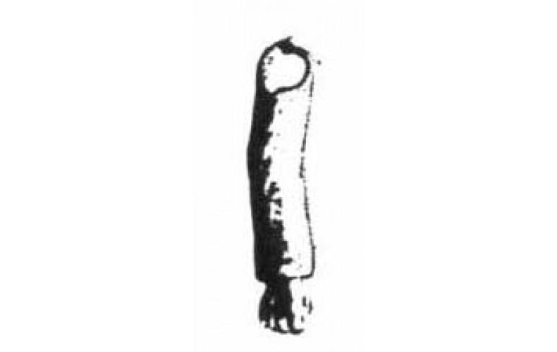 XA18 Plain Arm Right (54mm Scale)
