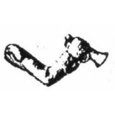 xa28 Scottish Bugle Arm Right (54mm Scale)