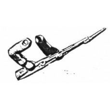 xa60 double arm & rifle (54mm Scale)